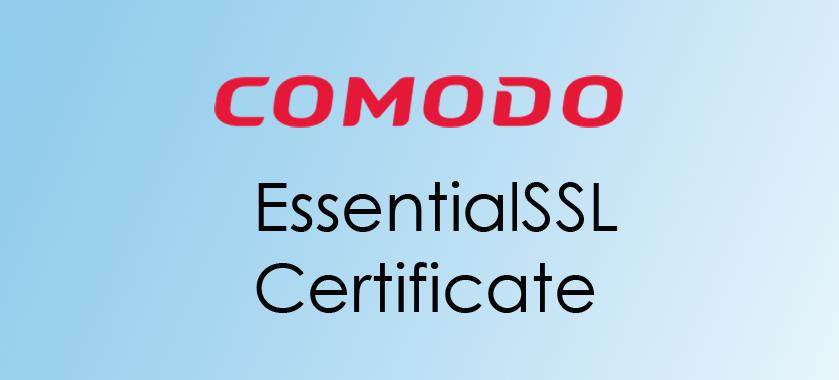 compare Comodo EssentialSSL Certificate