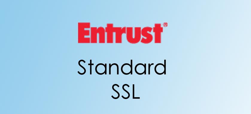 Entrust Standard SSL