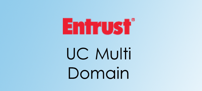 Entrust UC Multi Domain