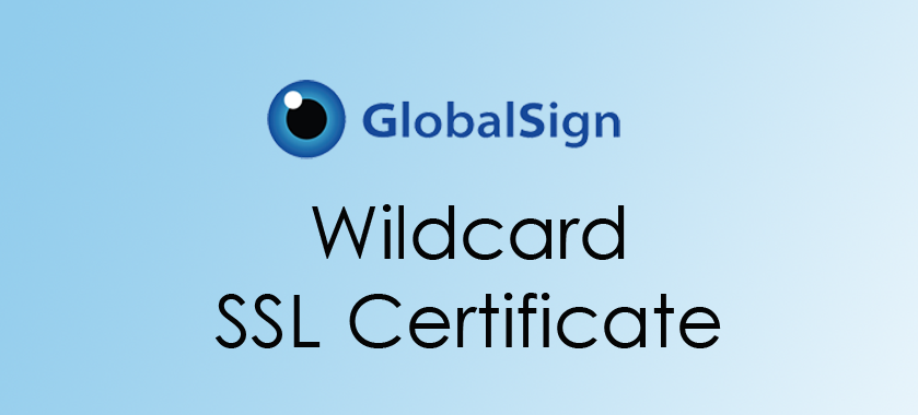 GlobalSign Wildcard SSL