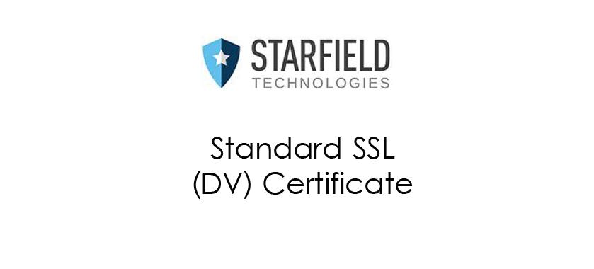 Standard SSL (DV)