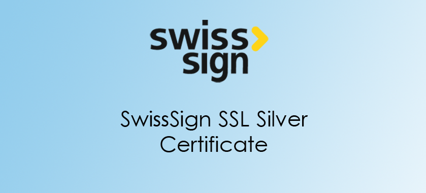 SwissSign SSL Silver