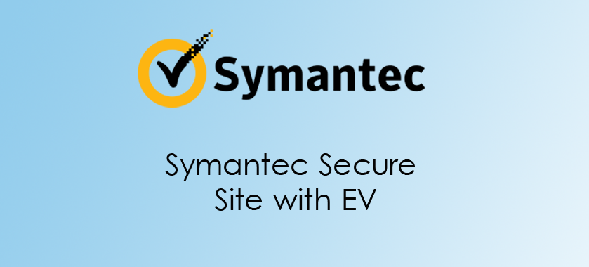Symantec Secure Site with EV