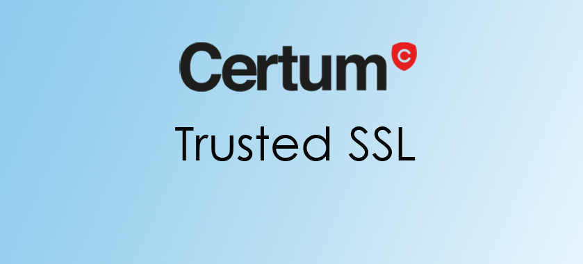 compare certum Trusted SSL