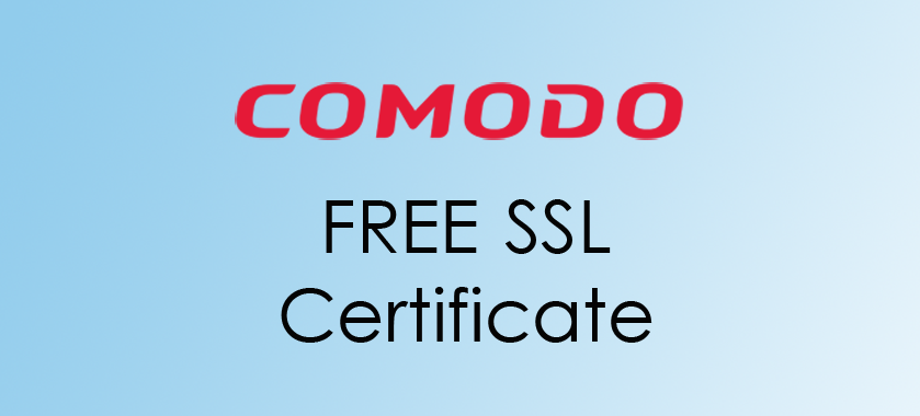 compare comodo free ssl