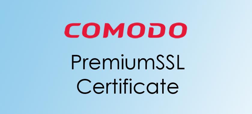compare comodo premiumssl certificate