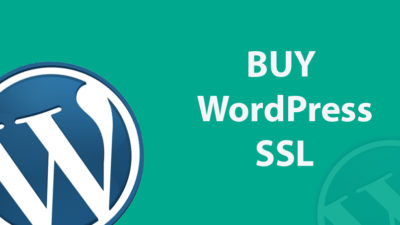 BUY Wordpress ssl