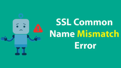 SSL Common Name Mismatch