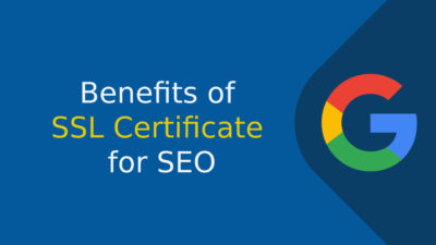 Benefits of SSL Certificate for SEO