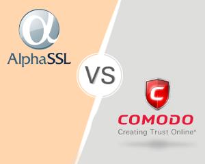 ComodoSSL vs AlphaSSL