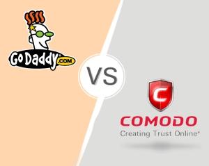 Comodo vs Godaddy