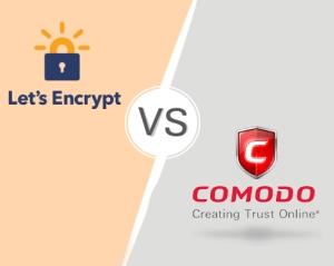 Comodo SSL vs Lets Encrypt