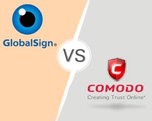 Comodo SSL vs GlobalSign SSL