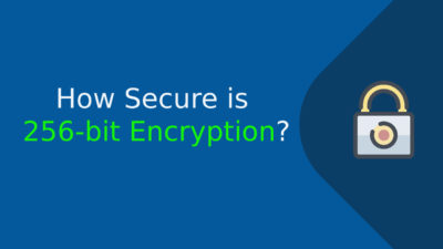 How Secure is 256-bit Encryption
