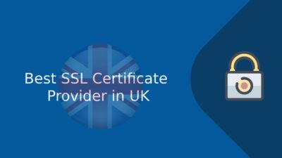 Best SSL Certificate Provider in UK