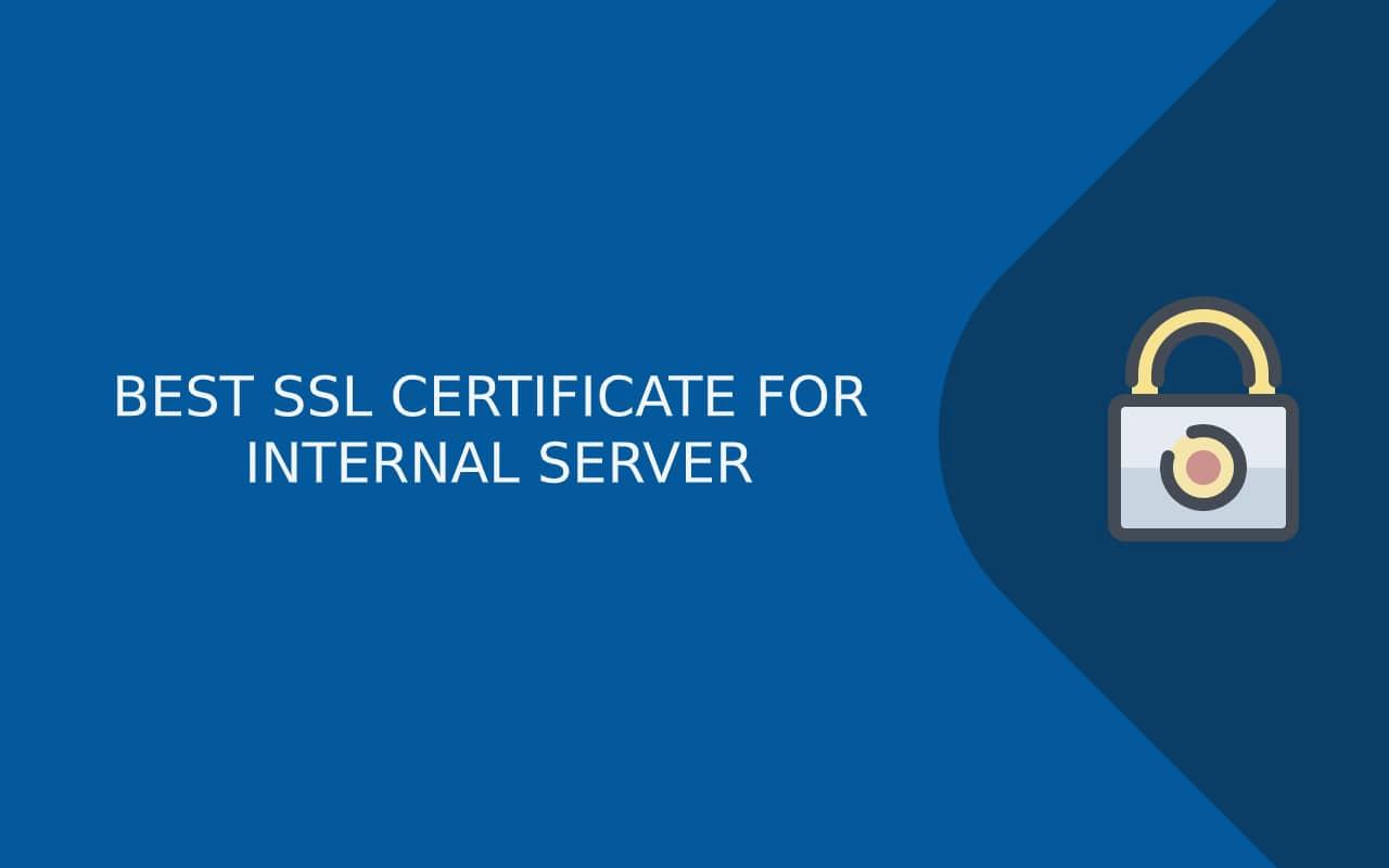 INTRANET SSL