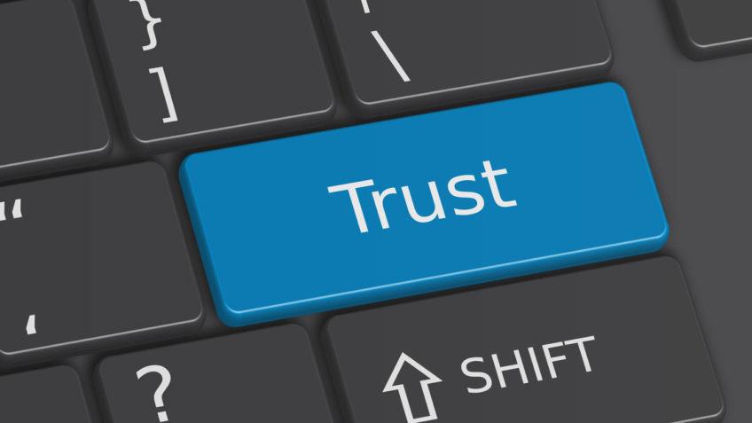 increase website trust