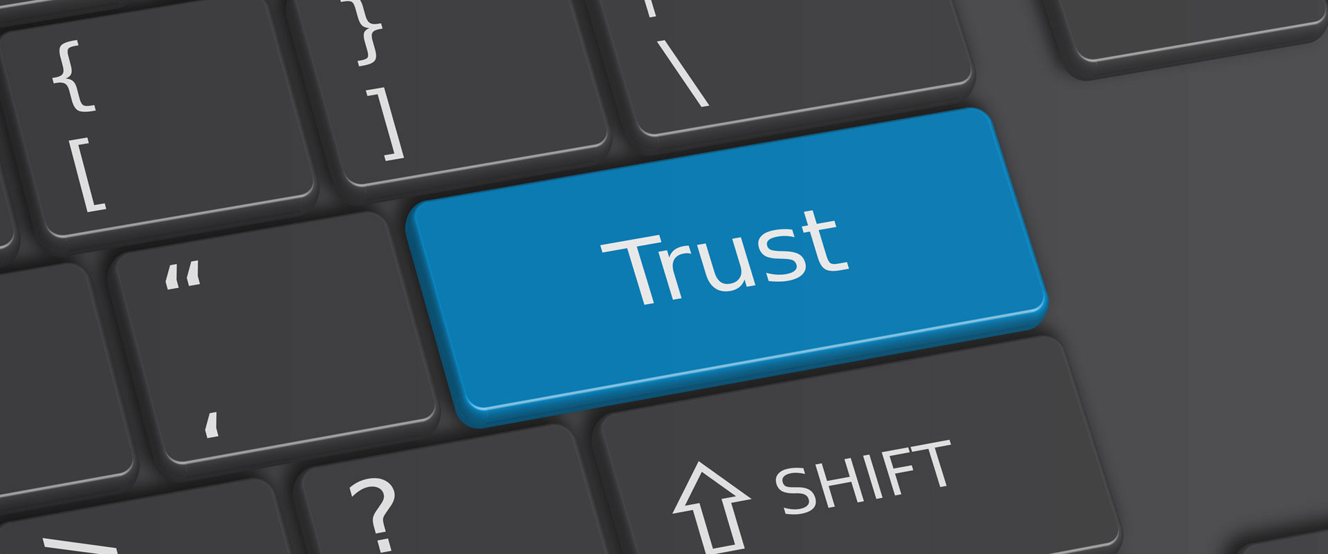 increase website trust