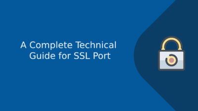 What is SSL Certificate Port?